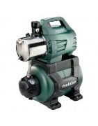 Water pumps and irrigation equipment